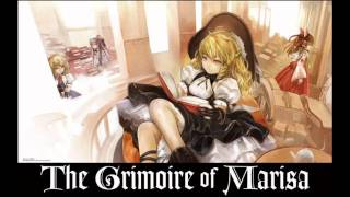 Grimoire of Marisa CD Track 1 - Magician's Melancholy