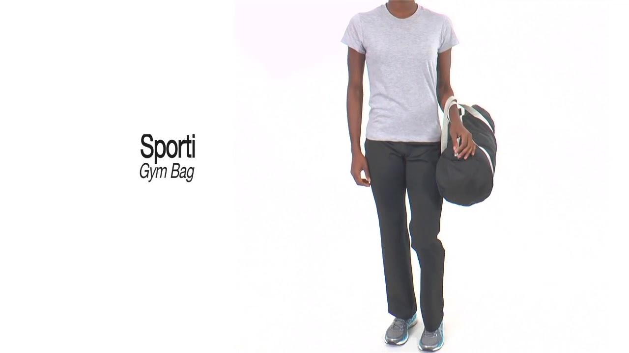 3de89d5f3e73 Sporti Gym Bag