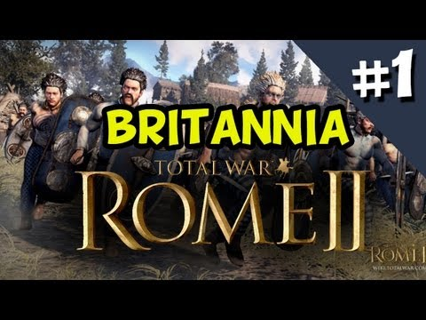 Total War Rome 2 - Gameplay Walkthrough Part 1 (Campaign)