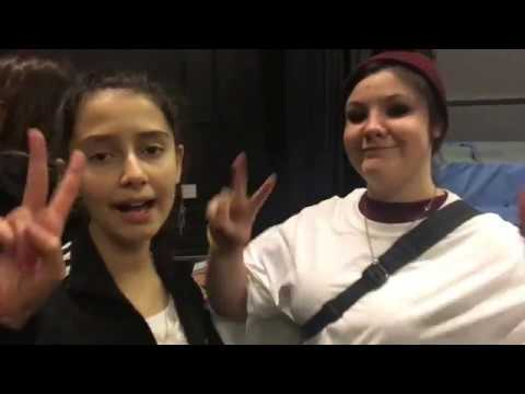 #beYOUtiful- The making of- Youth Theatre Vlog