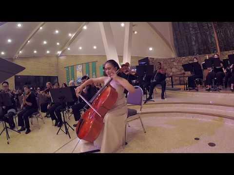 Elgar, Cello Concerto in E Minor, mvt. IV