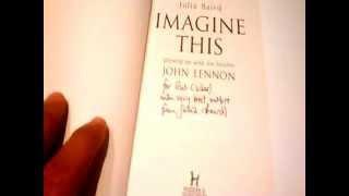Imagine This, Libro sobre John Lennon dedicado por su hermana Julia Baird  (para blog)