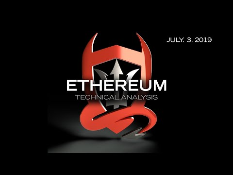 Ethereum Technical Analysis (ETH/USD) : 4 Or 2..? A Buy Either Way  [07.03.2019]