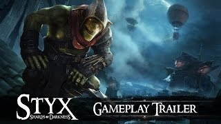 Styx: Shards of Darkness - 8 Minutes of Official Gameplay with Commentary