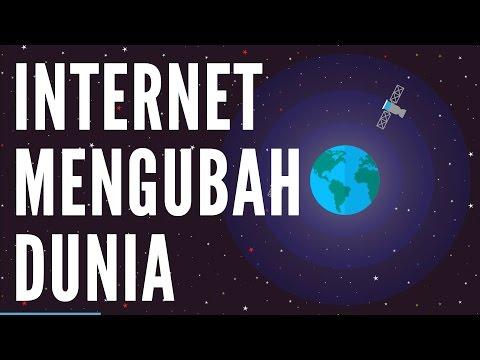 Internet Mengubah Dunia - Sejarah & Pengetahuan #2