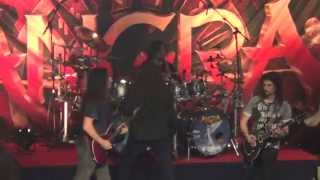 Winds of Destination - Angra (with Fabio Lione) - Belo Horizonte - Music Hall 18/05/2014