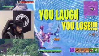 TRY NOT TO LAUGH CHALLENGE (DAEQUAN EDITION)*WTF!!! | Fortnite Highlights & Funny Moments