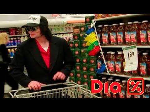 Michael Jackson en el super