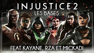INJUSTICE 2 : Toutes les bases du jeu - Tutoriel FR