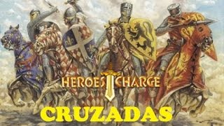 "Completar toda la ""crusade"" 900k gold (truco) Español Heroes Charge"