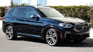 The new 2018 BMW X3 M40i M Performance | In Depth Review and Walk Around (X3M, X3M40i)