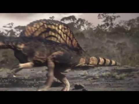 Game of Spinosaurus