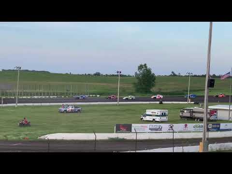 I-90 Speedway Bmod B main 6/29/19