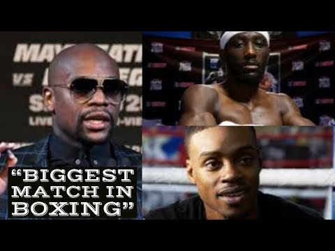 FLOYD MAYWEATHER: ERROL SPENCE VS TERENCE CRAWFORD COULD BE BIGGEST PPV IN BOXING