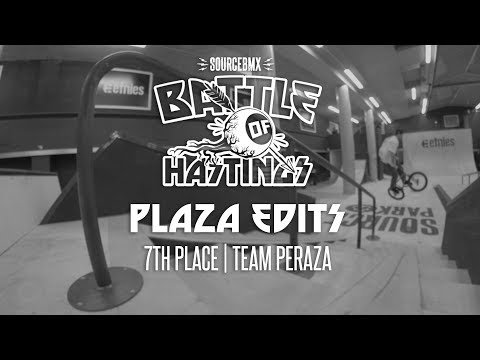 BATTLE OF HASTINGS PLAZA EDIT | 7TH PLACE | TEAM PERAZA