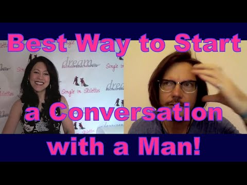 Best way to start conversation online dating