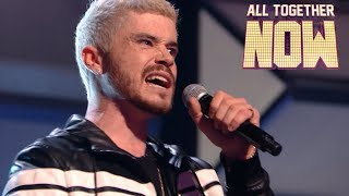 Prison officer Dale makes Christina Aguilera song his own | All Together Now