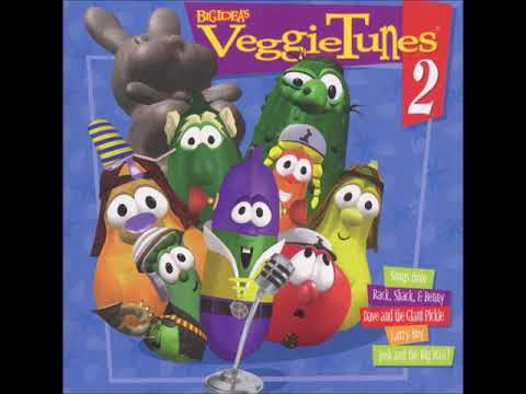 VeggieTales - The New And Improved Bunny Song (Acapella) [HQ]