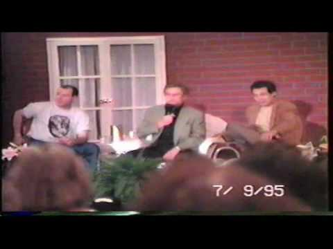 A Distant Shore 1995 ~ Q&A David Schwartz, Roy Dotrice, Jay Acovone 1 of 3