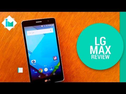 LG Max - Review en español