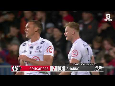 BNZ Crusaders v Sharks