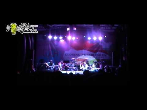 103.1 Gen Fm Surabaya Katty Perry - Roar (GENETIK Cover)
