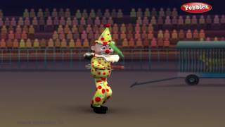 Jaggi The Joker | Nursery Rhymes With Lyrics | Nursery Poems | 3D Nursery Rhymes For Children