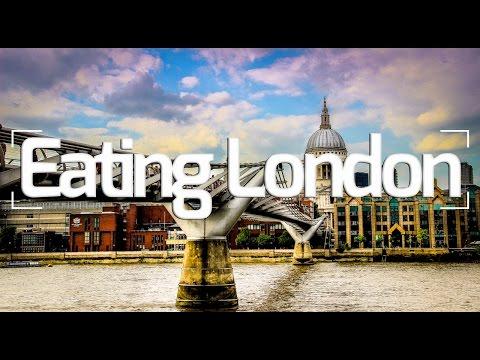 Eating London w/ Food Busker!