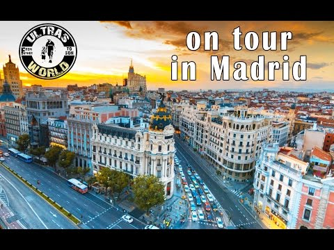 Ultras World on Tour in Madrid (November 2016)