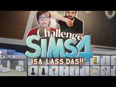 Nein, Isa, Aus PFUI! Lass das! ★ Die Sims 4 CHALLENGES | #30