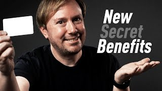 New Credit Card Benefits — Get Free Stuff & Cash Back