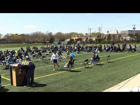 West Babylon High School Pep Rally