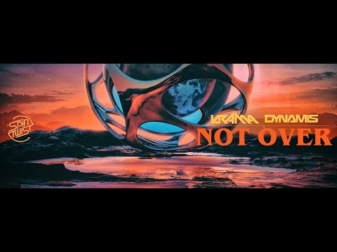 Krama & Dynamis - Not Over (Official Audio)