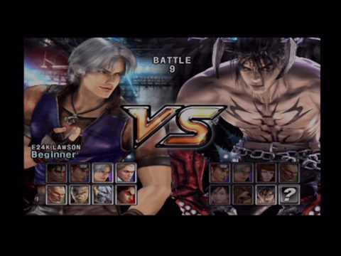 E24K's Tekken 5 - Team Battle #19 [ULTRA HARD]