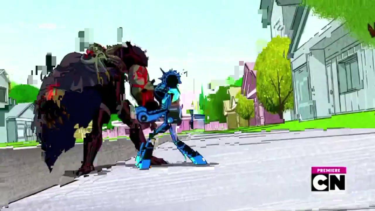 Download Ben 10 Versus The Universe : The Movie - Kevin VS Vilgax HD Clip   Cartoon Network