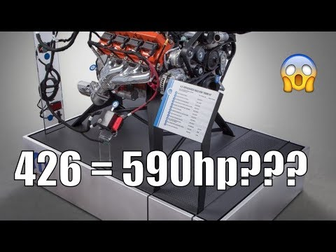 Mopar 426 Hemi Rumored To Have 590hp!!