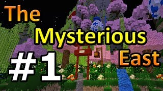 Tackle⁴⁸²⁶ Minecraft Custom Map - Mysterious East #1 -  เราอยู่ที่ไหน?