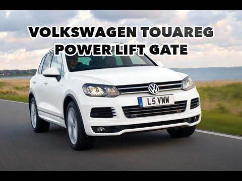 VOLKSWAGEN TOUAREG POWER LIFT GATE|GREELEY VOLKSWAGEN