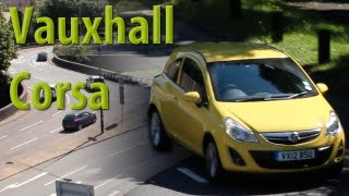 Vauxhall Corsa ecoFLEX Videos