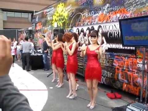 Download [090718]Wonder Girls in Boston見面簽唱會(舞蹈教學)  - Part 1