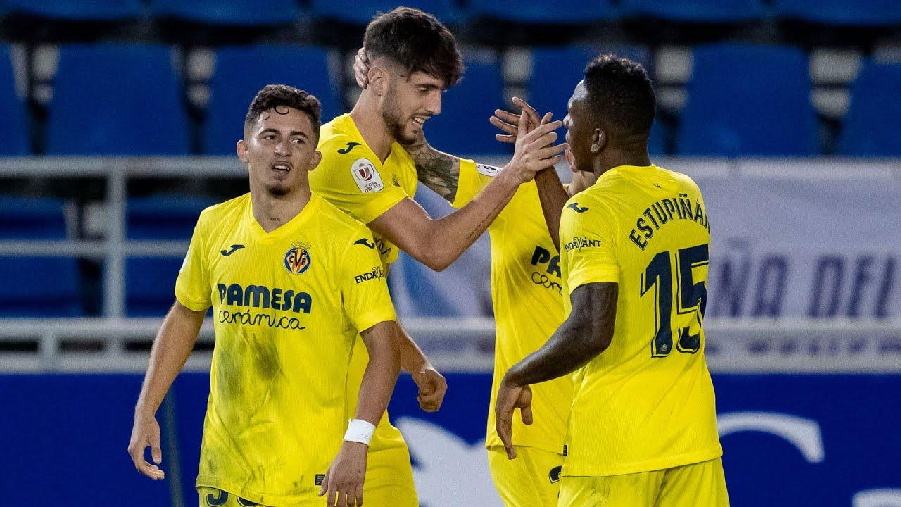 Copa del Rey: Girona FC vs Villarreal CF