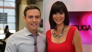 Army Wives Star Catherine Bell Talks Brooke Shields and Jesse McCartney! | POPSUGAR News