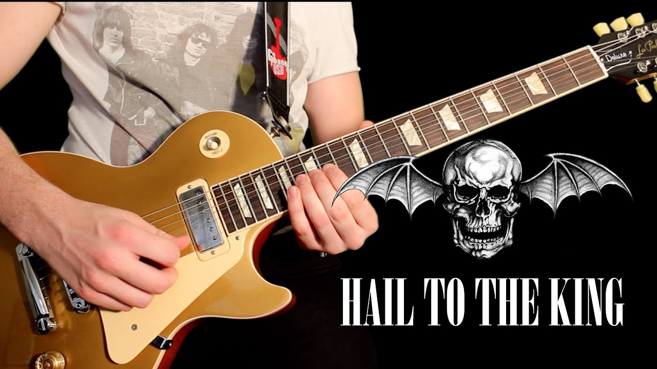 Hail to the king by avenged sevenfold full instrumental cover by hail to the king by avenged sevenfold full instrumental cover by karl golden youtube voltagebd