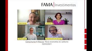 Conjunturas & Riscos : Nova economia do carbono (02/03/2021)