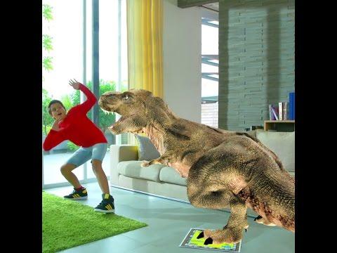 4M Tyrannosaurus Rex Dinosaur DNA Augmented Reality Kit