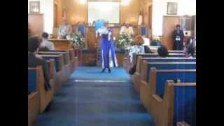 Diamond Praise Dance To Without You By Denita Gibbs
