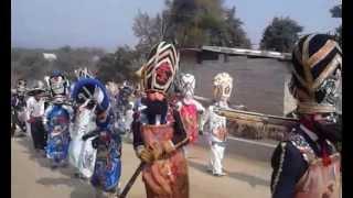 carnaval de san nicolas zecalacoayan barrio atenco