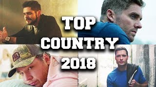 Top 50 Country Songs 2018