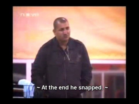 Bulgarian Big Brother 4 - The whole fight