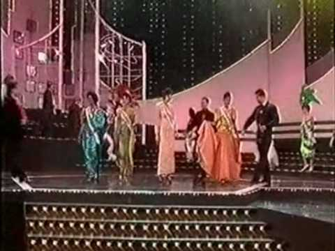Miss Asia Pacific 1988 - Opening Number